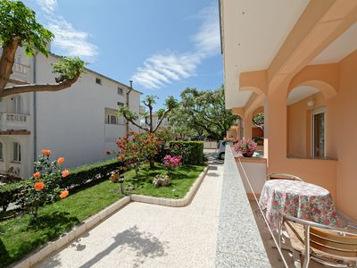 Photo for Apartment and Rooms Dorica (66731-A1) - Palit - island Rab