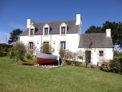 Photo for Breton house 3 bedrooms near the sea