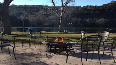 Photo for SPRING SPECIAL!! Lake Austin, WATERFRONT, Boat Dock, Home for Family and Friends