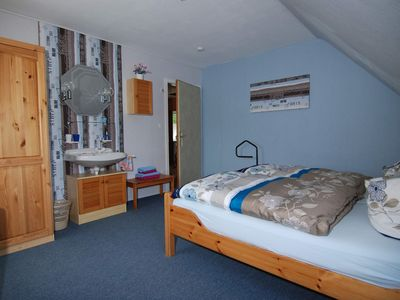 Photo for Double room with shower / toilet on the floor - Private Pension Haus Regina