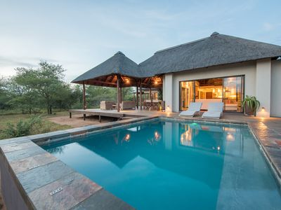 Photo for A Luxury Self Catering Lodge In The Heart Of The South African Bush