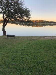 Photo for Always Home In Texas Cabin with easy access to Lake Brownwood  via our boat dock