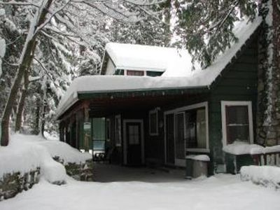A great place to stay while enjoying the snow country