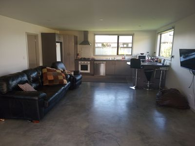 Photo for New 3 bedroom 2 bathroom house in Tim's field lake hawea