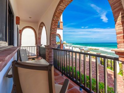 "Photo for Oceanside Casita ""Palenque"" with a/c and pool"