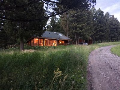 Photo for Escape to this Cozy, Secluded Cabin. Special Summer/Fall rates