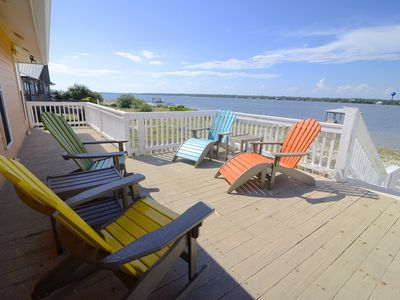 Water in Front And Back Pet Friendly, Fishing Pier, Kayaking For You To Enjoy