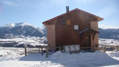 Photo for Chalet 6 Sleeps - FONT ROMEU