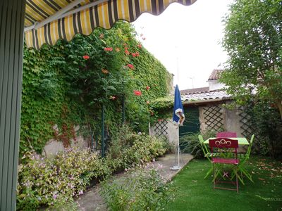 Photo for House with garden not overlooked in quiet Bergerac
