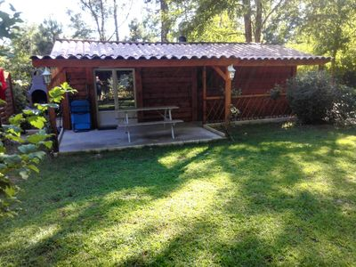 Photo for Beautiful chalet with garden and Wifi