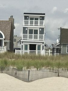 Photo for Ocean Front, Single Family Home with 5 BR, 4.5 Baths and 4 large decks