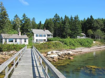 Photo for Waterfront Cottage Compound Near Acadia National Park