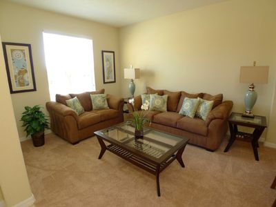 Photo for LOVELY 6BDR POOL HOME w/Game Room at Veranda Palms Resort Community, Just 5 Miles from Disney
