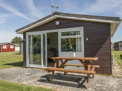 Photo for CHALET H11, family friendly in St Merryn, Ref 955710