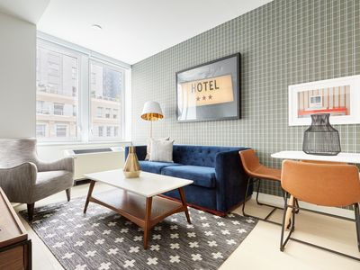 Photo for Sonder | Stock Exchange | Tranquil 1BR
