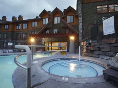 Photo for *No Cleaning fees* Year-round Outdoor Pool, Hot tub, Sauna, Jacuzzi Tub, 3 Beds