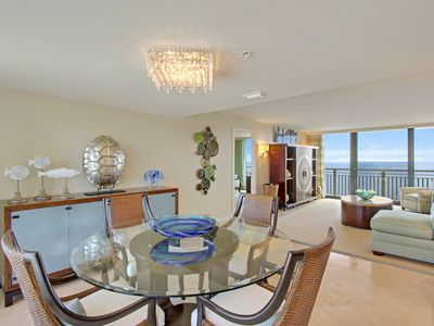 Photo for Fabulous 2 Br Oceanfront Seasonal Condo In The Palm Beaches. Great Views!!