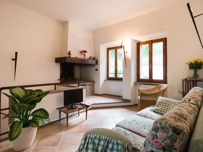 Photo for Apartment/ flat inan historical house of San Gimignano