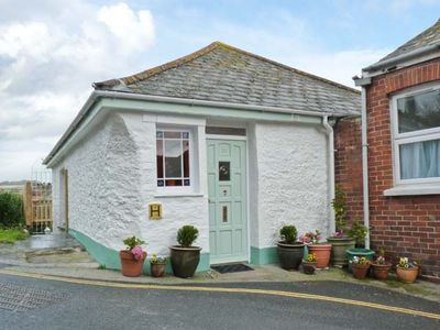 Photo for ROSE COTTAGE, family friendly in Mevagissey, Ref 25581