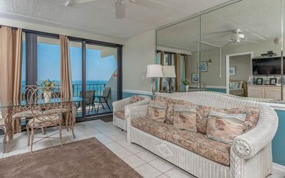 Photo for BEACH FRONT! Condo in HIGH Demand! *FREE Nights!*