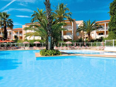 Photo for Apartment Résidence Odalys (GOL100) in Golfe Juan - 4 persons, 1 bedrooms
