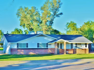Photo for Mesa Farmhouse Estate- Large Home on 1 acre, Sleeps 18!! *Perfect for Family Gatherings*