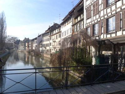 Photo for Authentic Alsatian apartment in the heart of PETITE FRANCE