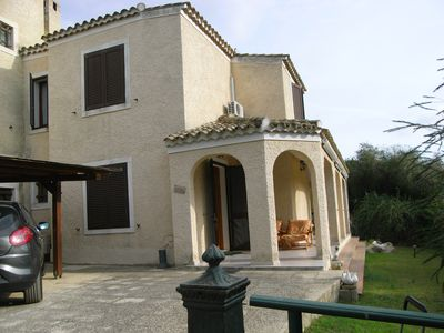 Photo for Charming Villa with large garden 200 meters from the sea!