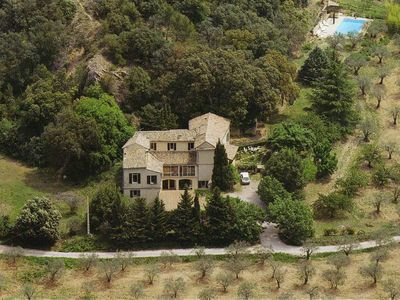 Photo for Apartment in the middle of olive trees.