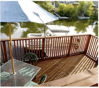 Photo for Clear Lake Vacation Home on the Water--Close to Wine-Tasting!