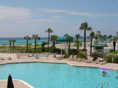 Photo for Gulfside 209 ~ You Own Slice of Paradise! ~ Ocean Views ~ Free Beach Service!