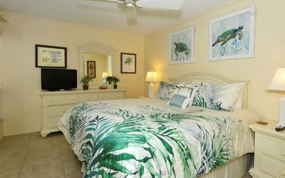 Photo for Firethorn 722  - 2 Bedroom Condo with Private Beach with lounge chairs & umbrella provided, 2 Pools, Fitness Center and Tennis Courts.