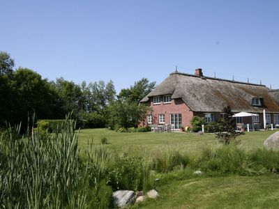 Photo for Luxury holiday home under thatch with indoor pool, Pet friendly
