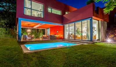 Photo for Deluxe villa with private pool Salobre Villas Premium I