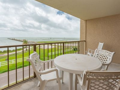 Photo for Feeling Tip `Sea! NEW 1000 ft LIGHTED FISHING PIER! PRIVATE BALCONY WITH WATER VIEWS!