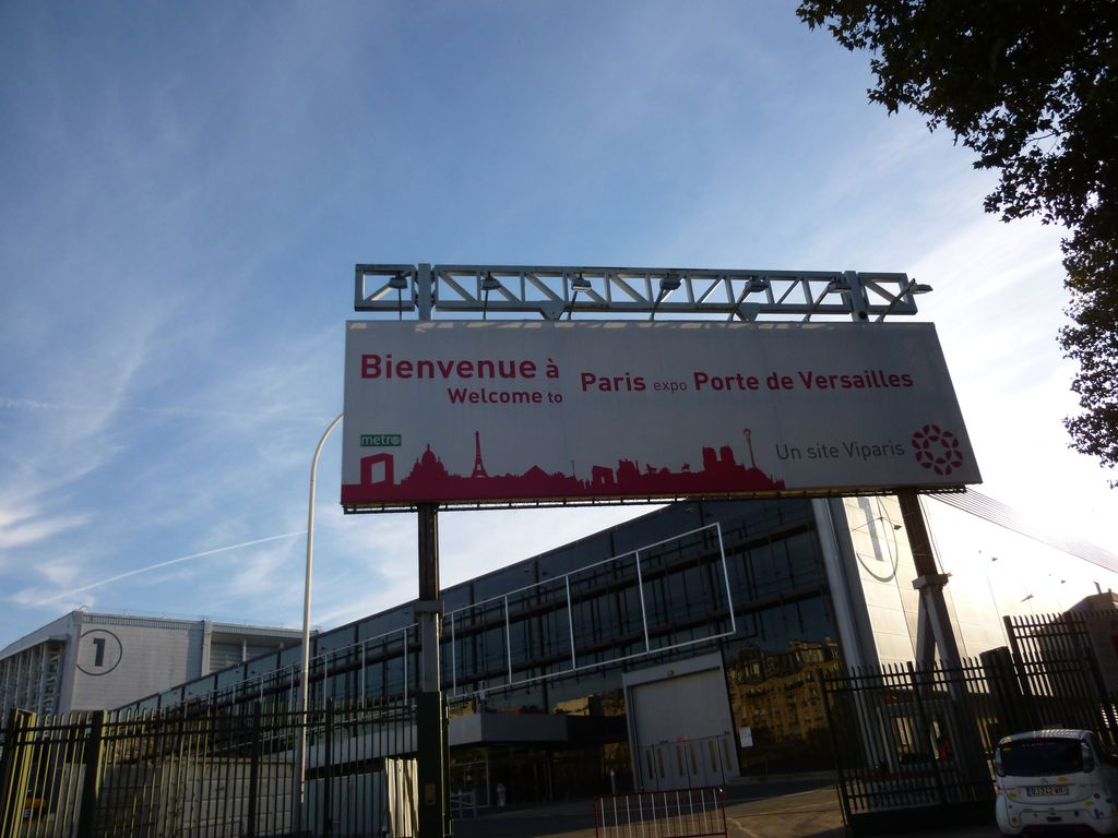 1 bedroom apartment parking paris exhibition centre - Parking c parc des expositions porte de versailles ...