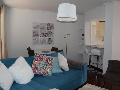 Photo for Light, airy flat in the center of Funchal with access to all ammenities on foot.