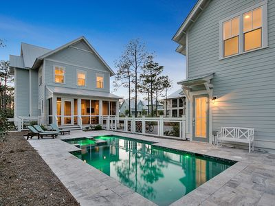 Photo for 'Sunny Side Up'-Gorgeous New Construction Home With Private Pool & Hot Tub!