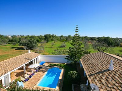 Photo for Poco das Canas Villa, Sleeps 6 with Pool, Air Con and WiFi