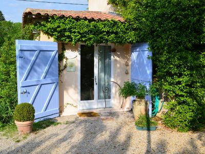 "Photo for room ""lavender"" on the ground floor in a bastide"
