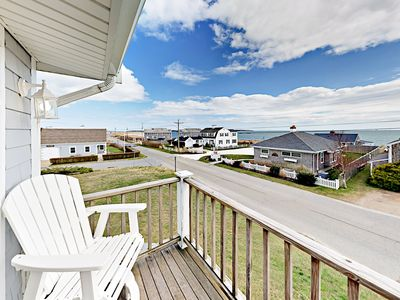 Photo for Fall Savings! Charming Hyannis Beach House with Spectacular Ocean Views