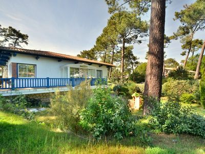 Photo for ARCACHON VILLA 12 PERS WITH ABATILES