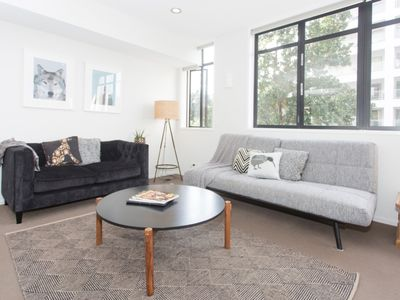 Photo for Character Central Auckland Apartment (2 bedrooms)