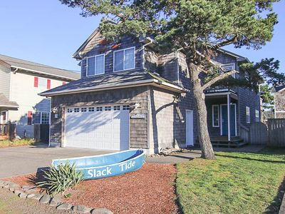 Photo for Immaculate Home Close to Beach and Estuary. Has Hot Tub and More!