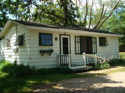 Green Lake, WI. Little House. Handsome Private Vacation Cottage