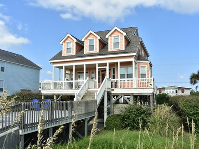 Photo for Our Three Suns is a fantastic oceanfront home with amenities you will love
