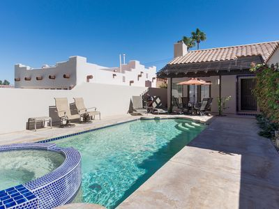Photo for 3BR/2BA Spanish Style House w/Pool, La Quinta, Sleeps 6