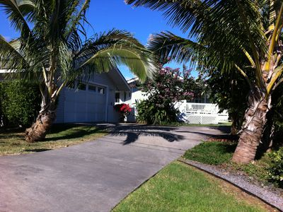 Photo for Enjoy the scenic ocean views and year round great weather  at our modern Home