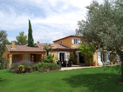 Photo for 4BR House Vacation Rental in Peyrolles-en-Provence, Provence-Alpes-Côte d'Azur