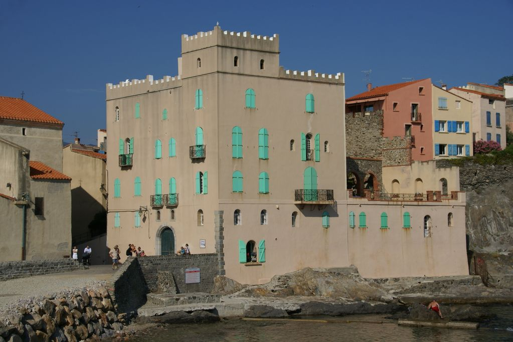 2 Bedroom Apartment In Old Town Collioure Steps From Beach S Restaurants